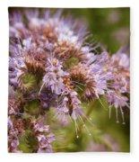 Wild Violet Fleece Blanket