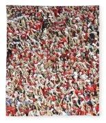 Wildcats Fleece Blanket