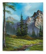 Wilderness Trail Fleece Blanket