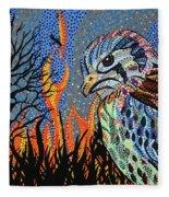 Wildflire Fleece Blanket