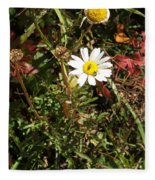 Wildflower @ Kit Carson Fleece Blanket