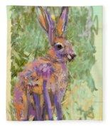 Wildlife Haas Fleece Blanket
