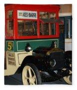 Wilkes Barre Bus   # Fleece Blanket