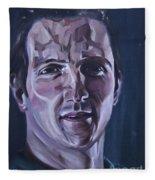 Will Greenwood Fleece Blanket
