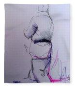 Willem N. Fleece Blanket