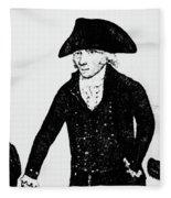William Brodie (d Fleece Blanket
