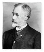 William Frederick Allen (1846-1915) Fleece Blanket