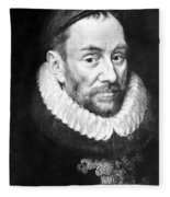 William I (1535-1584) Fleece Blanket