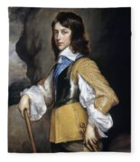 William II (1626-1650) Fleece Blanket
