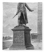 William Prescott (1726-1795) Fleece Blanket