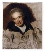 William Wilberforce (1759-1833) Fleece Blanket