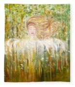 Willow Fleece Blanket