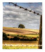 Wiltshire Fleece Blanket
