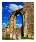 Winchelsea Church Fleece Blanket