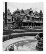 Winchester House - San Jose California Fleece Blanket