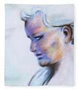 Wind Mother Fleece Blanket