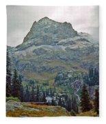 Wind Rivers 3 Fleece Blanket