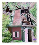 Windmill - Photopower 1556 Fleece Blanket