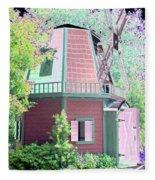 Windmill - Photopower 1557 Fleece Blanket