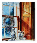 Window Treasures Fleece Blanket