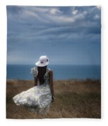 Windy Day Fleece Blanket