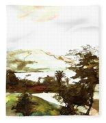 Windy Fleece Blanket