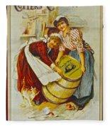 Winery Art Fleece Blanket