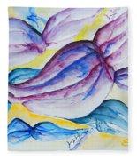 Wings Fleece Blanket