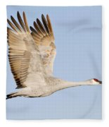 Wings Up Fleece Blanket