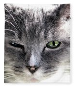 Wink Fleece Blanket