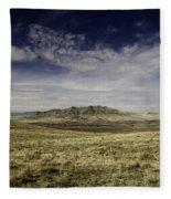 Winnemucca Day 0610 Fleece Blanket