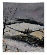 Winter 4531 Fleece Blanket