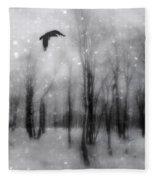 Winter Bliss Fleece Blanket