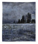 Winter Day Fleece Blanket