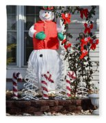 Winter Festival  Fleece Blanket