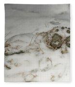 Winter Garden Guardian Fleece Blanket