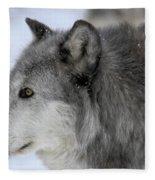 Winter Intensity Fleece Blanket