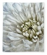 Winter Shade Of Pale Fleece Blanket