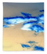 Winter Sky Fleece Blanket