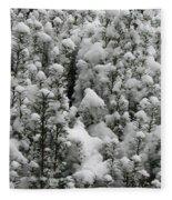 Winter Wonderland Fleece Blanket