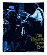 Winterland Blues With The Marshall Tucker Band 1976 Fleece Blanket