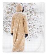 Winter's Tale II Fleece Blanket