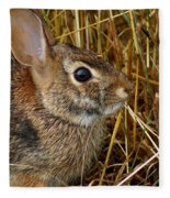 Wired For Action Fleece Blanket