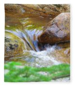 Wishing Waterfall Fleece Blanket