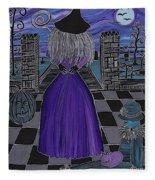 Witch World Fleece Blanket