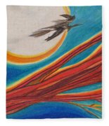 Witches' Branch 1 By Jrr Fleece Blanket