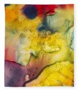 With Love Fleece Blanket