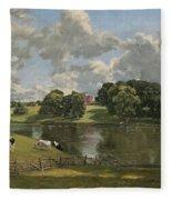 Wivenhoe Park Essex Fleece Blanket