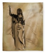 Woman The Forgotten Series 08 Fleece Blanket