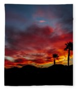 Wonderful  Sunrise Fleece Blanket